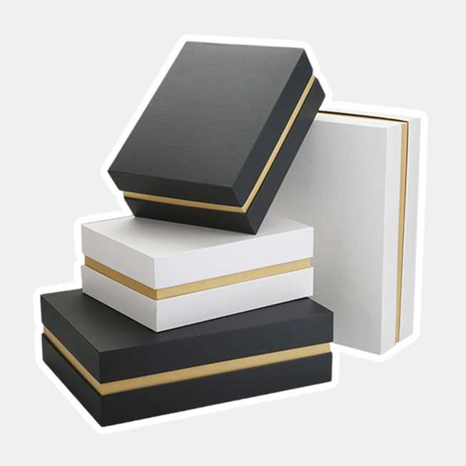 lid&base box with neck